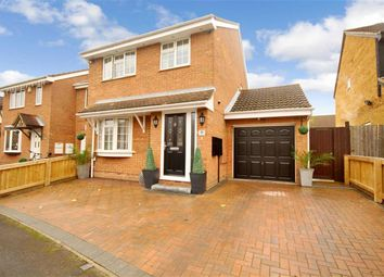 Thumbnail 3 bedroom detached house for sale in Gifford Road, Swindon, Wiltshire