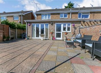 Thumbnail 3 bed end terrace house for sale in Fleming Avenue, North Baddesley, Southampton, Hampshire
