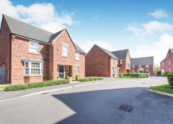 4 bed detached house for sale in Buttonbush Drive, Stapeley, Nantwich, Cheshire CW5