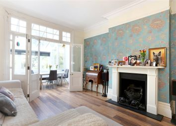 Thumbnail 2 bed flat for sale in Grove Park Gardens, London
