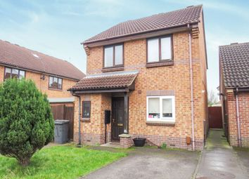Thumbnail 3 bedroom detached house for sale in Skylark Way, Sinfin, Derby