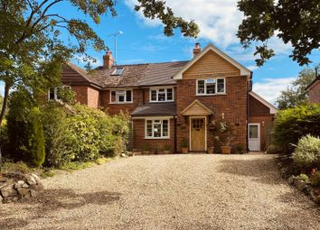 Thumbnail 3 bed semi-detached house for sale in Prestwick Lane, Grayswood, Haslemere
