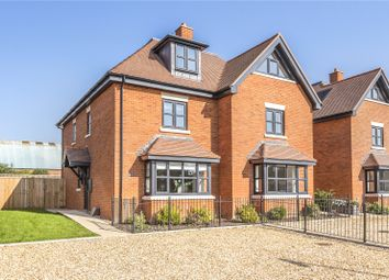 Thumbnail 4 bed semi-detached house for sale in Ashleigh House, New Farm Court, New Farm Road, Alresford