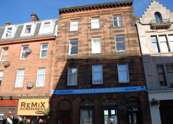 Thumbnail 2 bed flat to rent in Kempock Street, Gourock