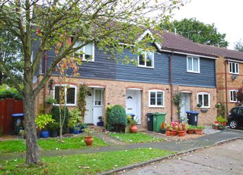 Thumbnail 2 bed terraced house for sale in West Byfleet, Surrey