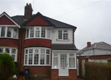 Thumbnail 3 bed semi-detached house to rent in Walstead Road, Walsall