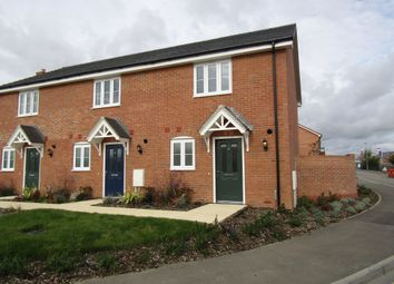 Thumbnail 2 bed semi-detached house to rent in Skippers Way, Walton On The Naze