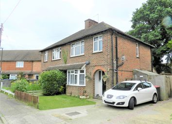 Thumbnail 3 bed semi-detached house to rent in Cobbles Crescent, Crawley