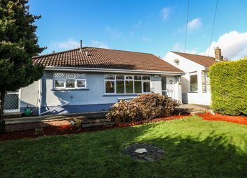 Thumbnail 2 bed detached bungalow for sale in The Oval, Thomastown, Merthyr Tydfil
