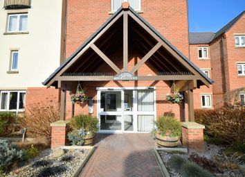 Thumbnail 1 bed flat for sale in Moores Court, Sleaford