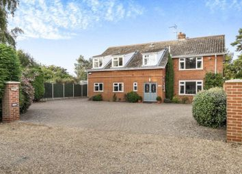 Thumbnail 5 bed detached house for sale in Church Field, Walberswick