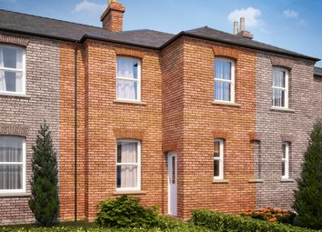 Thumbnail 3 bed town house for sale in Orchard Park, Holbeach, Spalding