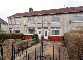 Thumbnail 2 bed terraced house for sale in Bedwellty Road, Cefn Fforest, Blackwood