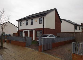 Thumbnail 2 bed semi-detached house for sale in Blue Moon Way, Manchester, Greater Manchester, Uk