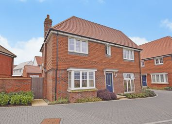 Thumbnail 4 bed detached house for sale in Goldfinch Drive, Finberry, Ashford