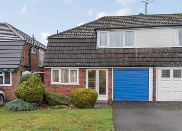 Thumbnail 3 bed semi-detached house for sale in Bronte Close, Shirley, Solihull