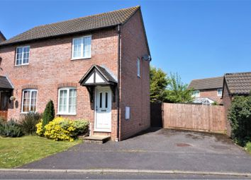 Thumbnail 1 bed semi-detached house for sale in Pimpernel Place, Thatcham