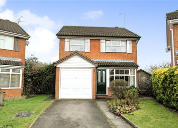 Thumbnail 3 bed detached house for sale in Mitchell Way, Woodley