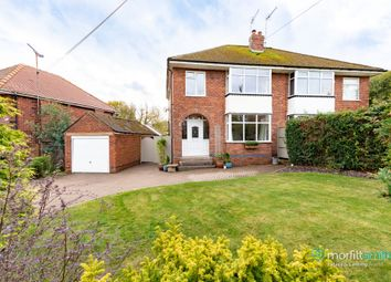 Thumbnail 3 bed semi-detached house for sale in Mowson Crescent, Worrall, - Viewing Essential