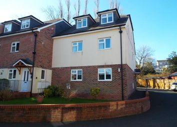 Thumbnail 2 bed flat for sale in Plymstock, Plymouth, Devon