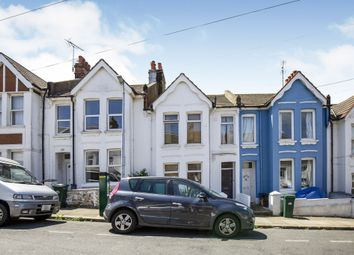 Thumbnail 3 bed terraced house for sale in Franklin Road, Brighton