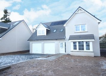 Thumbnail 4 bedroom detached house for sale in 10 Essich Meadows, Essich, Inverness