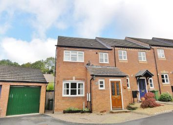 Thumbnail 3 bed end terrace house to rent in 48 Browning Road, Ledbury, Herefordshire