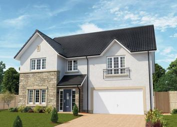 "Thumbnail 5 bed detached house for sale in ""The Lewis"" at Milngavie Road, Bearsden, Glasgow"