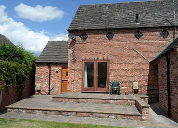 Thumbnail 2 bed cottage to rent in Lower Farm, Findern Lane, Stenson