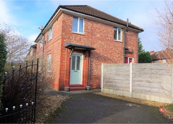 Thumbnail 3 bed semi-detached house to rent in Peveril Road, Altrincham