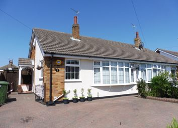 Thumbnail 3 bed semi-detached bungalow for sale in Lilac Close, Bradwell, Great Yarmouth