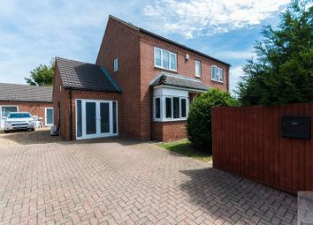 Thumbnail 4 bedroom detached house for sale in Charlemont Drive, Manea