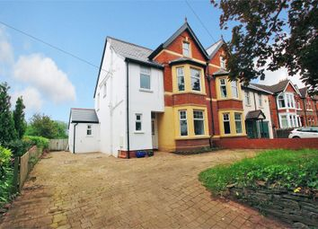 Thumbnail 5 bed semi-detached house for sale in Station Road, Llanishen, Cardiff
