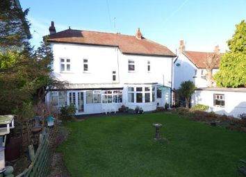 Thumbnail 4 bed detached house for sale in Conway Road, Llandudno, Conwy