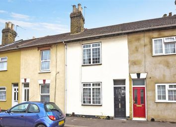 Thumbnail 2 bed terraced house for sale in Montfort Road, Strood, Rochester, Kent
