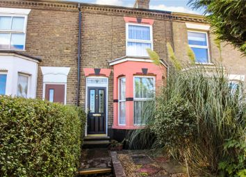 Thumbnail 2 bedroom terraced house for sale in Dereham Road, Norwich