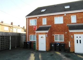 Thumbnail 4 bed town house to rent in Ivyway, Pelton, Chester Le Street