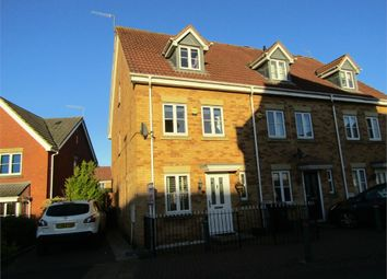 Thumbnail 3 bed end terrace house for sale in Hither Bath Bridge, Brislington, Bristol