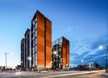 Thumbnail 1 bed flat for sale in Vauxhall Road, Liverpool, Merseyside