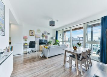 Thumbnail 1 bed flat for sale in Charles Darwin House, Hallsville Quarter, London