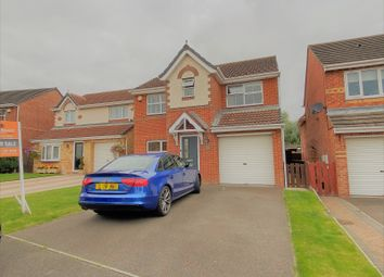 4 bed detached house for sale in Balmoral Drive, Peterlee SR8