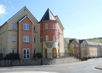 Thumbnail 1 bedroom flat to rent in Gwenllian Morgan Court, Heol Gouesnou, Brecon