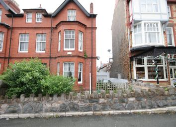 Thumbnail 7 bed terraced house for sale in Hawarden Road, Colwyn Bay