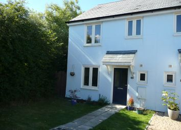 Thumbnail 3 bed semi-detached house to rent in Greenhill Road, Plymouth