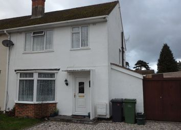 Thumbnail 3 bedroom semi-detached house to rent in Almswood Road, Tadley