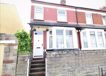 Thumbnail 3 bed end terrace house for sale in Mill Road, Cardiff