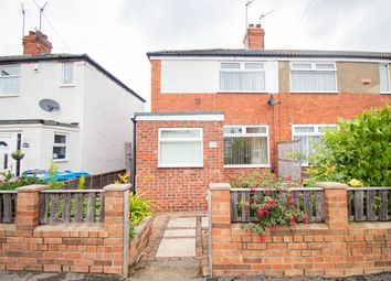 2 bed semi-detached house to rent in Brooklands Road, Hull HU5