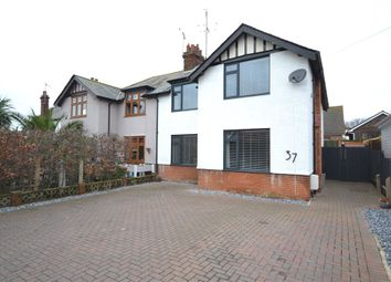 4 bed semi-detached house for sale in Garrison Lane, Felixstowe IP11
