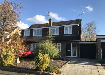 Thumbnail 5 bed property to rent in Nobles Way, Egham, Surrey