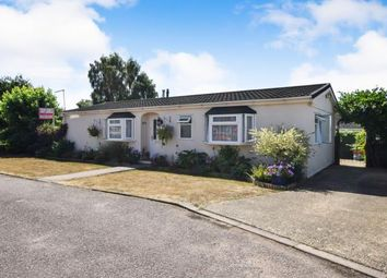 Thumbnail 2 bedroom mobile/park home for sale in Flaunden Park, Flaunden, Hemel Hempstead, Hertfordshire